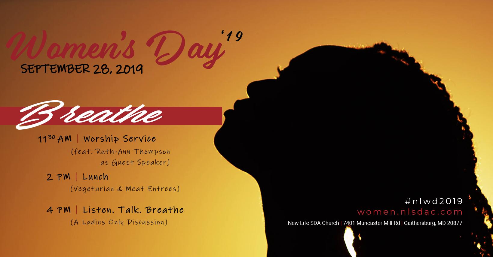 Women's Day '19