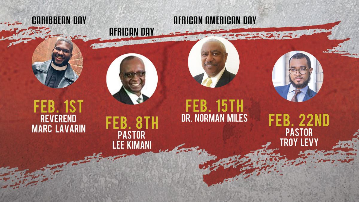 Black History Month 2020 – slide 2